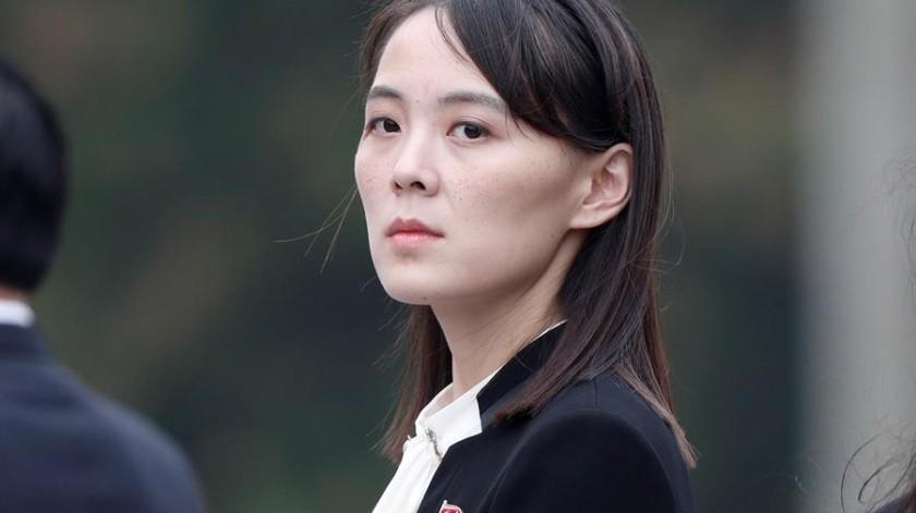 """En su declaración, Kim Yo-jong dice que no habrá una nueva cumbre """"a menos que haya un cambio decisivo de Estados Unidos en la confrontación profunda"""" entre las dos naciones.(EFE)"""