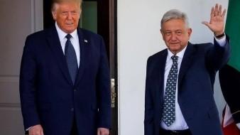 Percepción de Trump hacia migrantes mexicanos cambió, asegura AMLO
