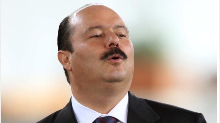La extradición del ex gobernador de Chihuahua César Duarte no fue parte de la agenda durante el encuentro de los mandatarios de México y de Estados Unidos(Archivo GH)