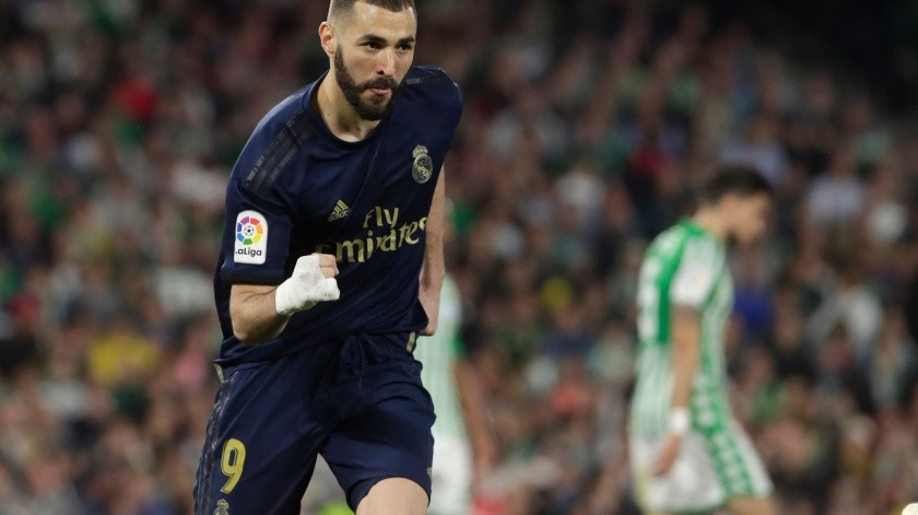 Karim Benzema(Copyright 2020 The Associated Press. All rights reserved., AP)
