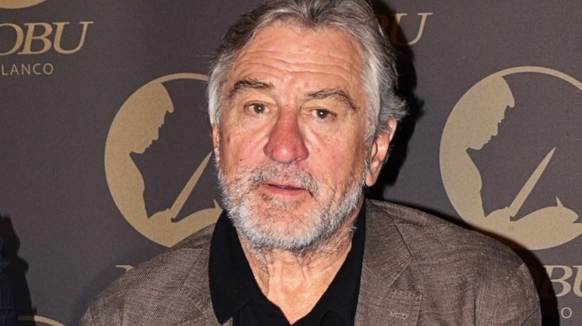 Los famosos como Robert De Niro no están exentos de tener problemas económicos.(Agencia México)