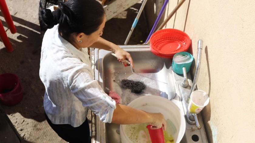 Comienzan los problemas en el suministro de agua debido al alto consumo por el verano.