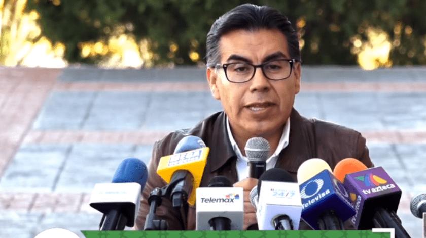 """""""En Sonora se estima que hay más de 14 mil casos de Covid-19"""": Vocero de Salud(Captura de video)"""