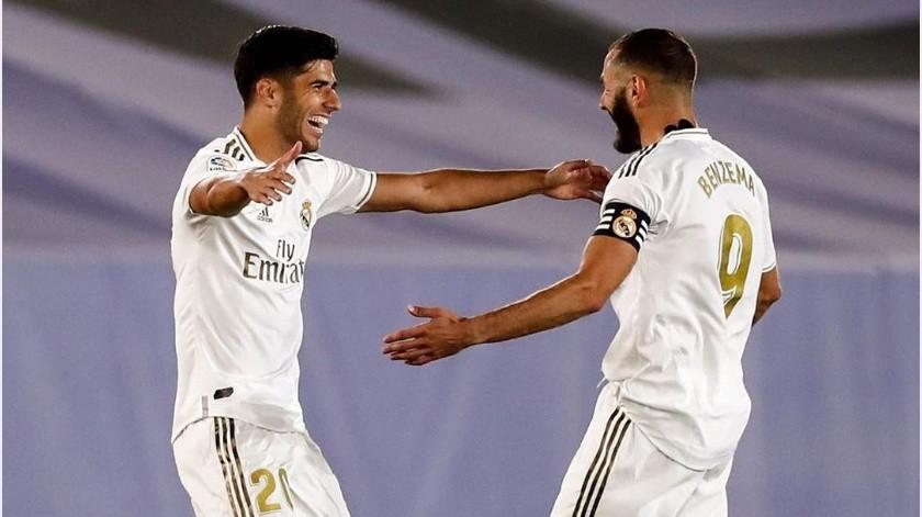 Real Madrid sigue como líder y se acerca al campeonato de la LaLiga(Instagram @realmadrid)