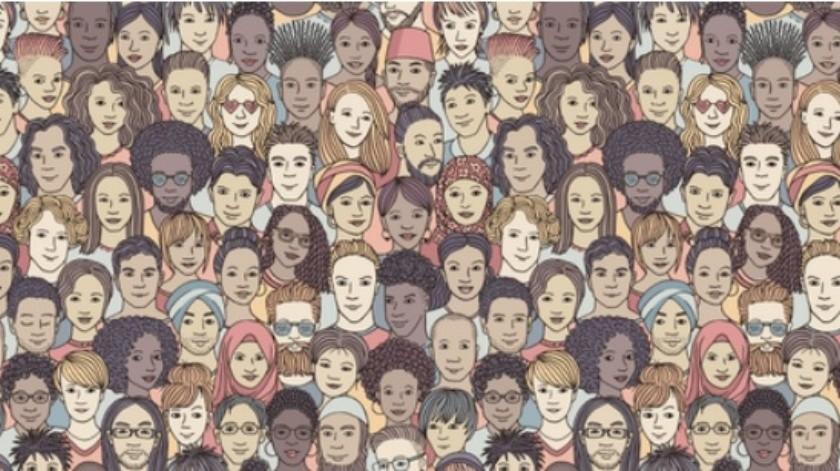 Reto: ¿Puedes encontrar a la persona con ojos cerrados?