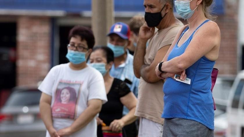 EU reporta nuevo récord de contagios por Covid-19 por cuarta vez(EFE)