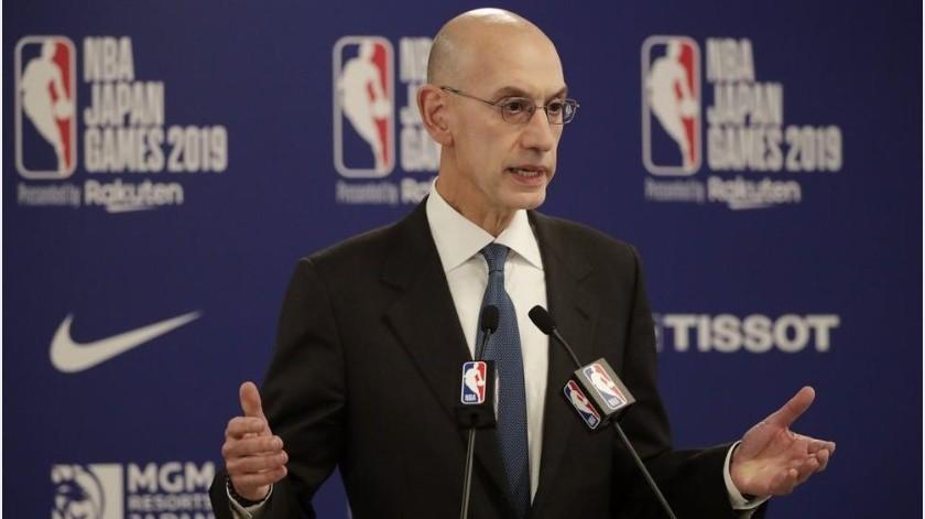 Secuelas que podría dejar Covid-19 preocupa mucho a la NBA(EFE)