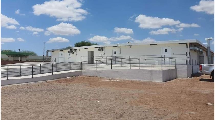 y la instalación de gases medicinales ya fueron realizados.(Mayra Echeverría)