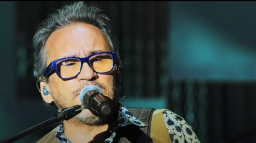 Marciano Cantero, líder Enanitos Verdes.(Imagen tomada de video)