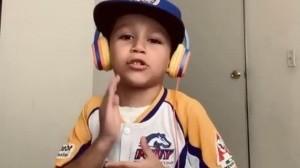 Pelotero compone el rap de los Buhitos