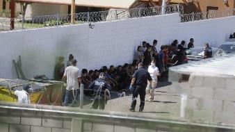 Pandemia no frena deportaciones de EU a Sonora; INM reporta hasta 70 diarias
