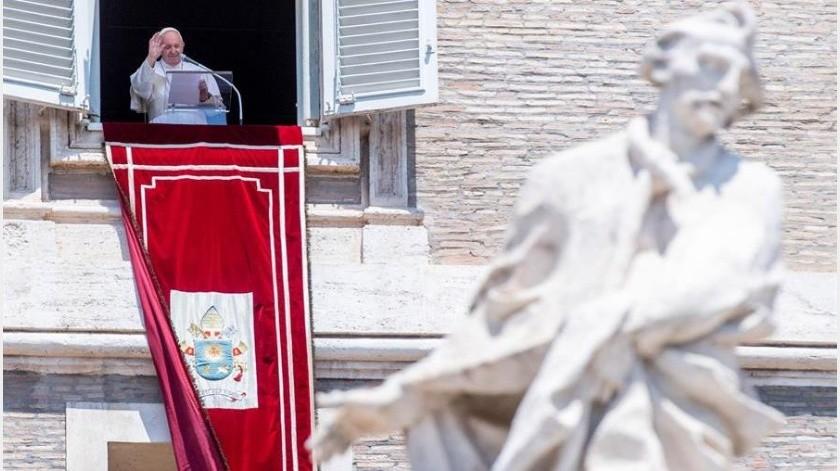 """Papa Francisco, """"muy afligido"""" por conversión en la mezquita de Santa Sofía(EFE)"""