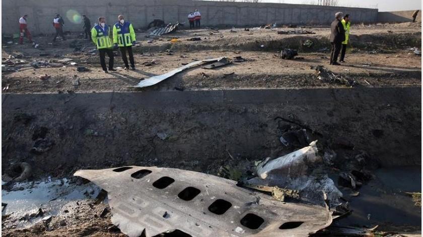 Desplome de avión ucraniano fue por error en el sistema de defensa, dice Irán(EFE)