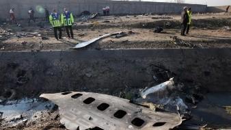 Desplome de avión ucraniano fue por error en el sistema de defensa, dice Irán