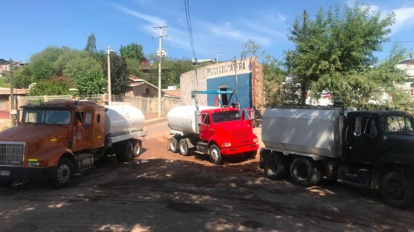 Cien años de dar agua a Nogales