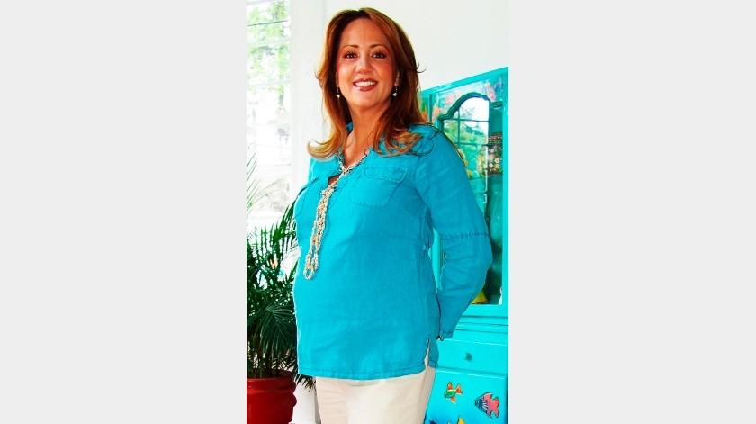 Celebra Andrea Legarreta 49 años este domingo, así ha cambiado con el tiempo(Agencia México)