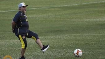 Diego Maradona demandaría a Netflix por grabar una película de él sin su autorización