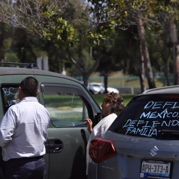 Realizan Caravana contra matrimonio igualitario en BC | ELIMPARCIAL.COM | Noticias de Tijuana, México