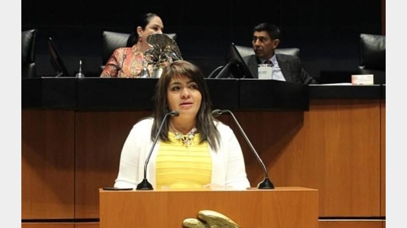 El coordinador de los senadores de Morena confirmó en su Twitter que la legisladora superó la enfermedad, misma que le llevó a estar incluso en terapia intensiva.