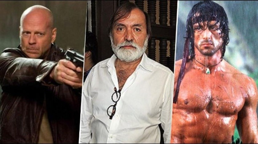 Comparan en redes a Epigmenio Ibarra con Rambo y Chuck Norris