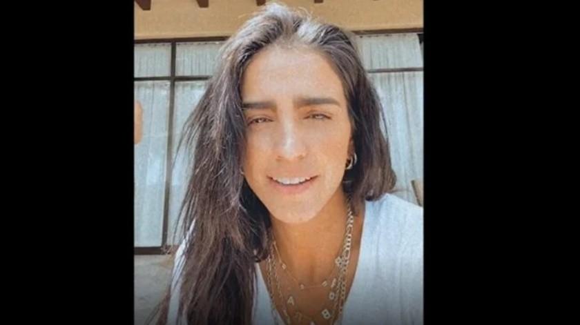 Bárbara de Regil se despide de sus clases en Instagram