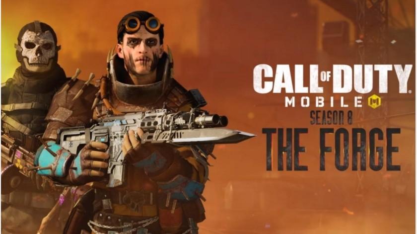Temporada 8 de Call of Duty Mobile: conoce todas las novedades