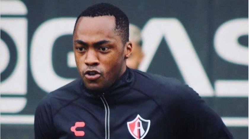 Debut para el olvido de Renato Ibarra con Atlas, se va del partido lesionado(Instagram @atlasfc)