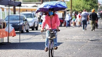 Pronostican 47 grados centígrados para Mexicali esta semana
