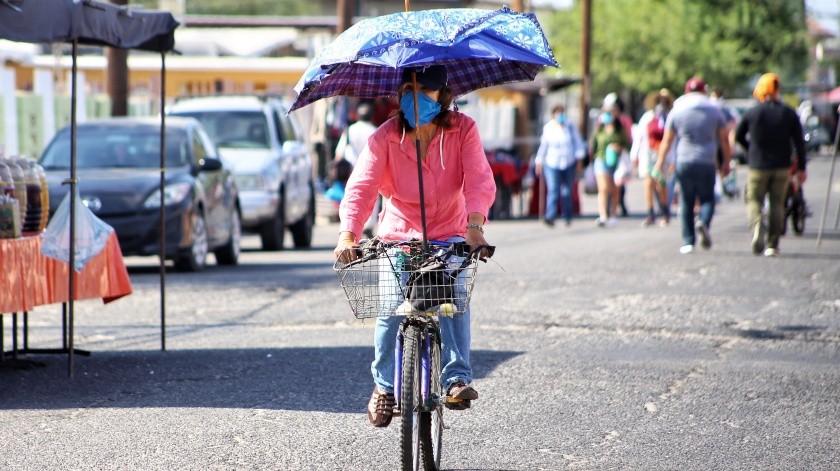 Pronostican 47 grados centígrados para Mexicali esta semana(Daniel Reséndiz)