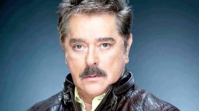 El actor tenía alrededor de 10 días hospitalizado en un hospital de la Ciudad de México.(Internet)