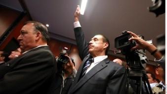 CIDH admite de manera excepcional caso de Herrera Valles, arrestado tras denunciar corrupción de García Luna