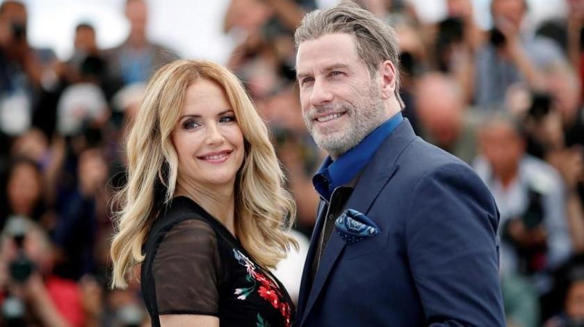 Muere Kelly Preston, actriz y esposa de John Travolta, por cáncer de mama(EFE)