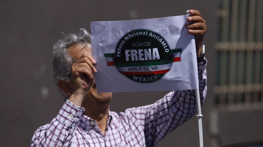 En los enfrentamientos del jueves 9 de julio fueron detenidas tres personas.(GUSTAVO SUÁREZ)