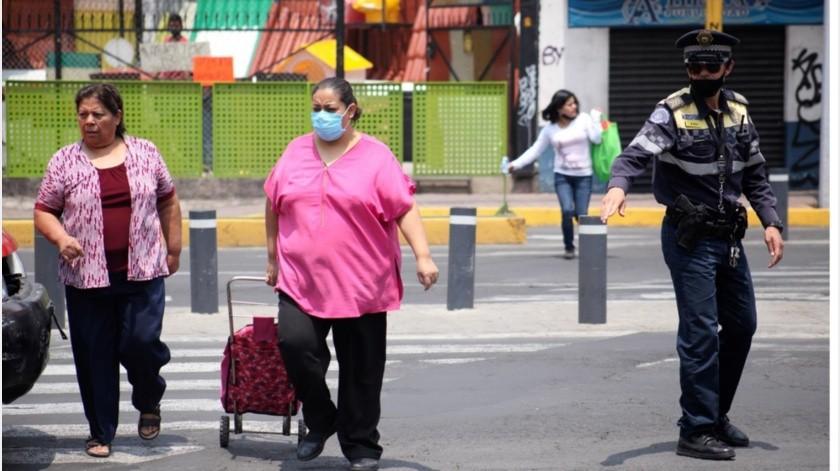 El día de hoy la Secretaría de Salud dará a conocer la situación de la pandemia de Covid-19 en los 32 estados del País, explicó AMLO.(Archivo GH)