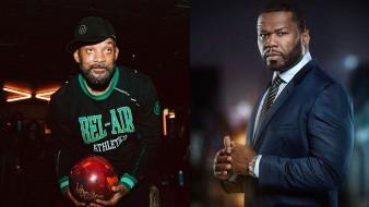 Will Smith y 50 Cent protagonizan altercado.