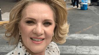 En entrevista telefónica, la actriz mexicana dijo que esa experiencia se sintió como un divorcio