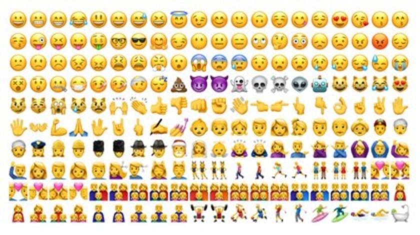 El 17 de julio se celebra el día mundial del emoji(Tomada de la red)