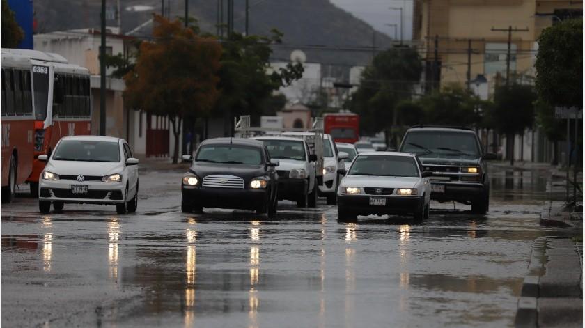 El especialista técnico de la Comisión Nacional del Agua (Conagua) en Sonora indicó que se podrían tener lluvias de ligeras a moderadas, es decir con acumulados entre los 25 a 50 milímetros.(Archivo GH)