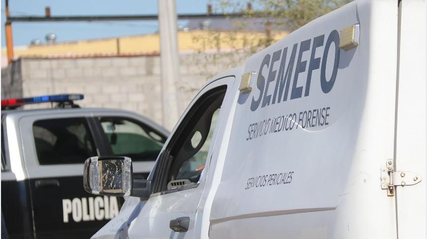 Francisco Javier, comisario general de Seguridad Pública Municipal de Soyopa, perdió la vida en la madrugada de hoy frente a la Jefatura de la Policía Municipal.