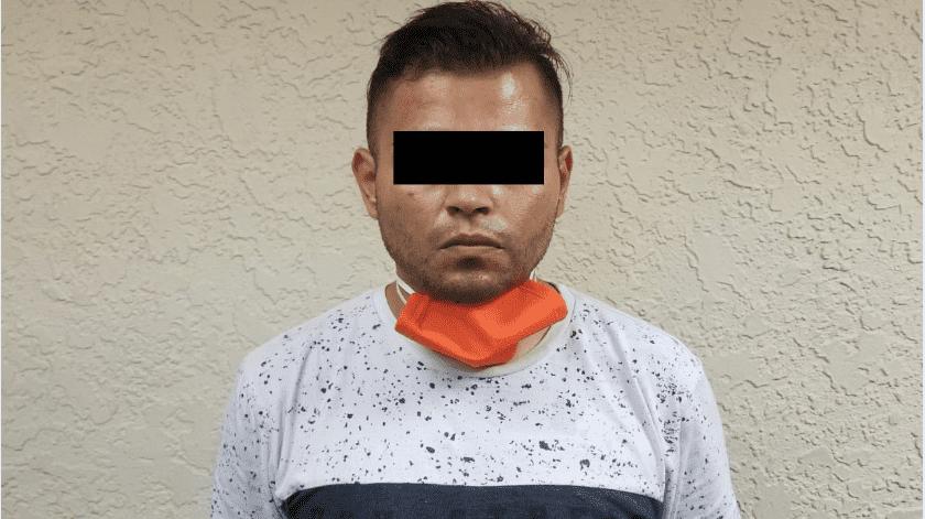 Arresta GESI a tres con drogas(Cortesía)