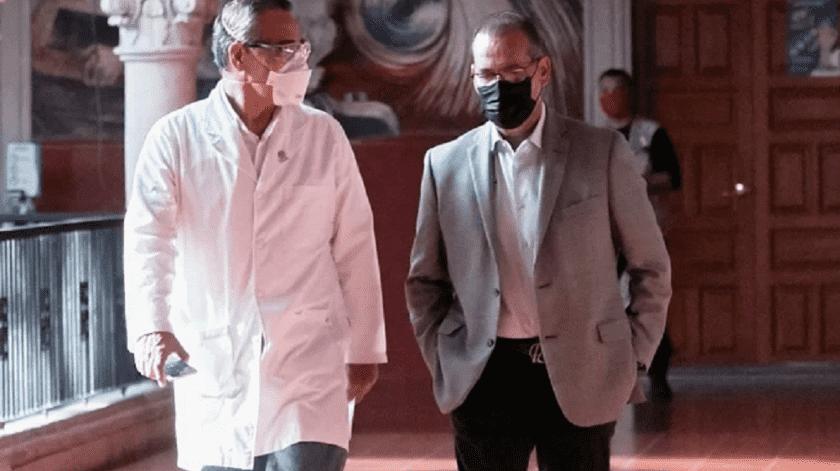 Gobernador de Aguascalientes permite uso de plasma para tratar a pacientes con Covid-19(El Universal)