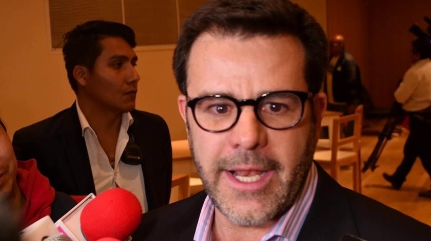 Eduardo Capetillo niega ser familiar de Raymundo Capetillo.(Tomada de la red)