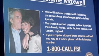 Víctima de Jeffrey Epstein hablará en audiencia de Ghislaine Maxwell