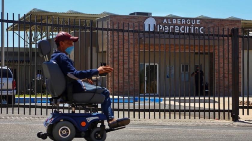 Continúan medidas sanitarias en el albergue peregrino durante temporada de calor(Daniel Reséndiz)