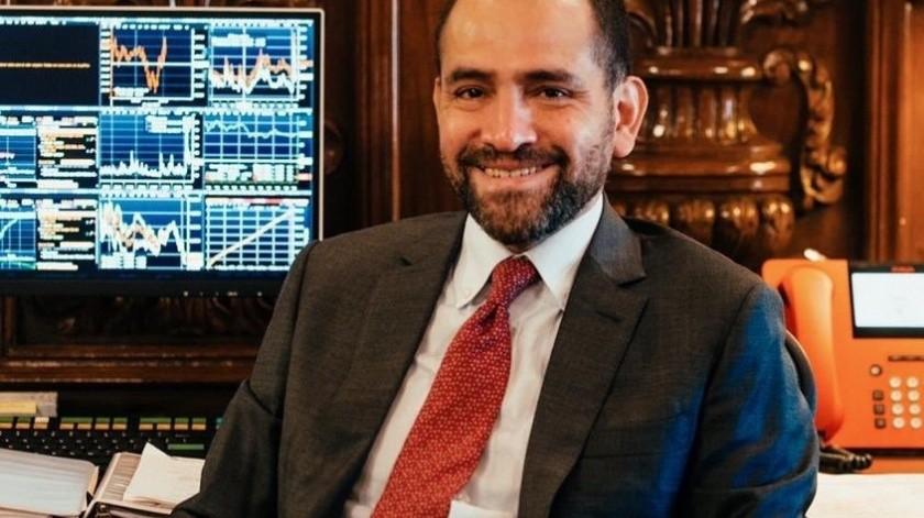 Arturo Herrera, titular de SHCP, retoma actividades tras resultar negativo en prueba de Covid-19(Twitter @ArturoHerrera_G)