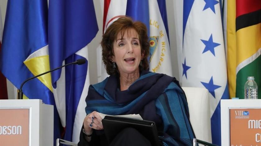 T-MEC no puede por sí solo cambiar la crisis generada por Covid-19: Ex embajadora Roberta Jacobson(EFE)