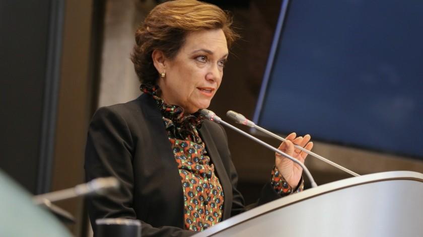 Diputada María Dolores del Río da positivo a Covid-19(GH)