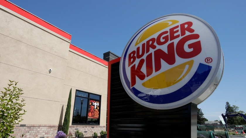 Un local de Burger King en Redwood City, California.(AP)