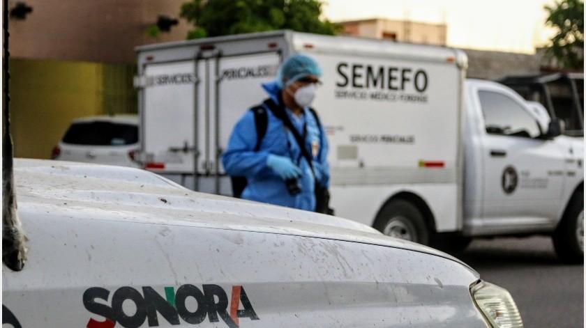 Dos cuerpos sin vida con huellas de tortura, fueron localizados en las inmediaciones del fraccionamiento Pradera Dorada(Especial)