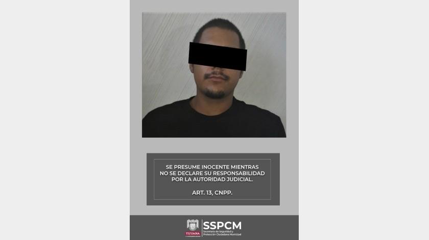 Detienen a sujeto con droga en la garita de San Ysidro